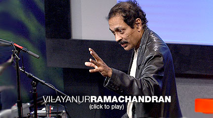 Vilayanur Ramachandran: A journey to the center of your mind