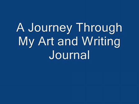 My Art and Writing Journal