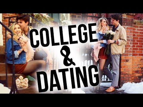 College in NYC, Dating, and Getting Over a Guy | Michelle Reed