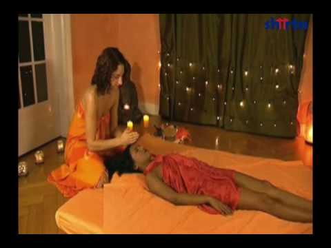 Relaxing Tantra Massage - Part 1