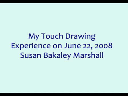 Spirit Connections: A Synchronistic Touch Drawing Experience While a Hospice Client is Actively Dying.
