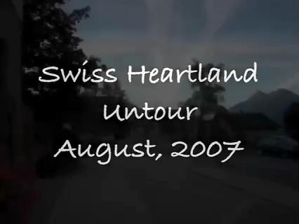 Swiss Heartland Part One - fixed!