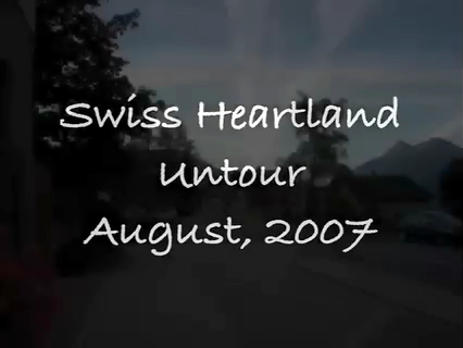 Swiss Heartland Part One - fixed!