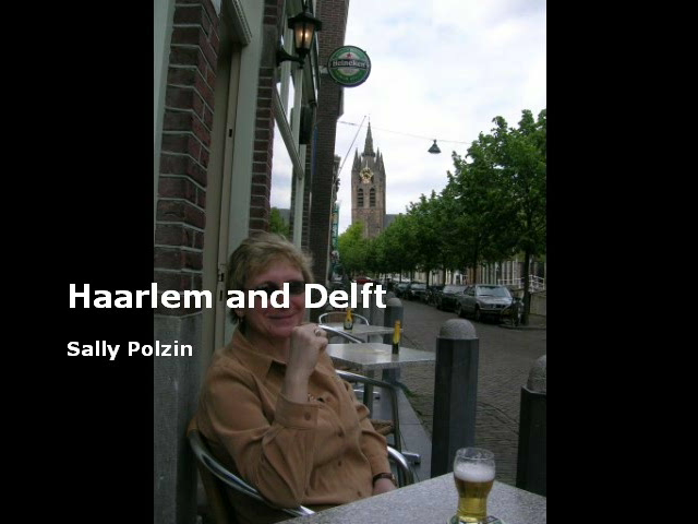 Haarlem and Delft