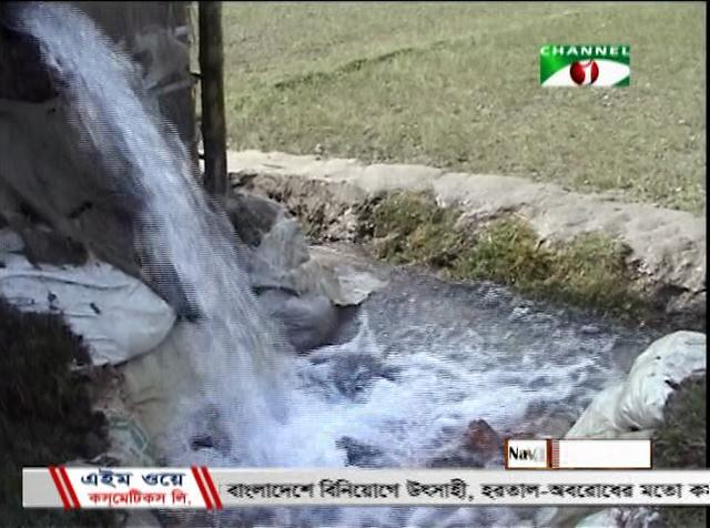 Due to climate change use of ground water is going to be a dangerous threat  for Bangladesh
