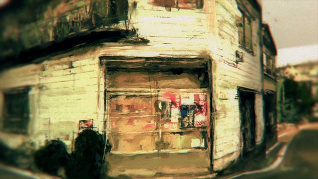 Matteland: A matte painting project