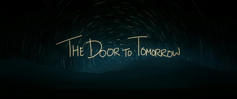 The Door to Tomorrow Trailer