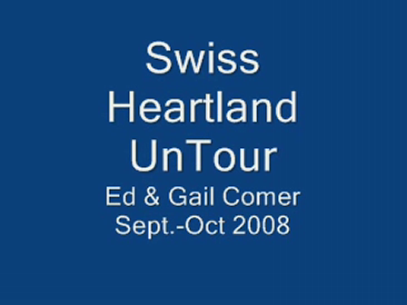 Swiss Heartland Fall 2008