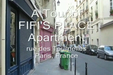 A Tour of FIFI'S PLACE Apartment