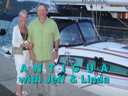 Antigua with Jeff and Linda