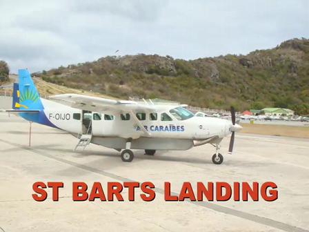 St Barts Landing