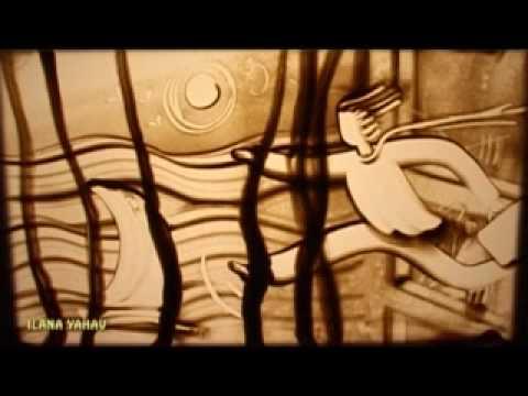 "Sand Art - ""One man's Dream 2010"" - SandFantasy"