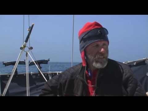 Sailing Across the Pacific - Day 46: $3 Self Steering