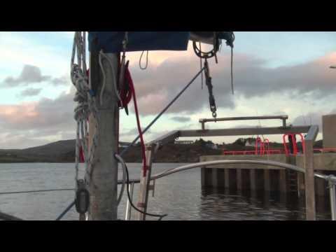 Sailing Eden - Last sail of the seasion (Teelin Adventure)