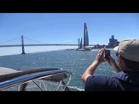 Faster sailing