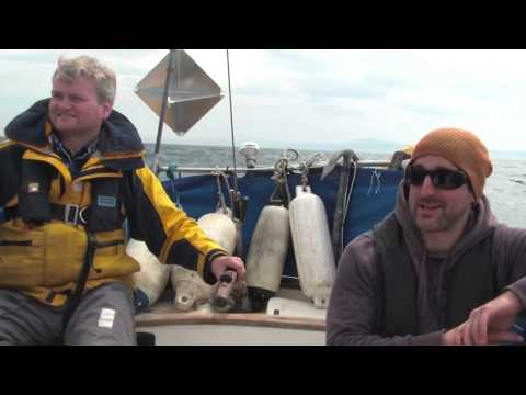 Sailing Eden  2012 Season Roundup - High adventure aboard small sail boats