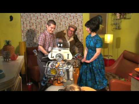 The Animal Jack Band - I can't strip my Lambretta down in the kitchen ska blues