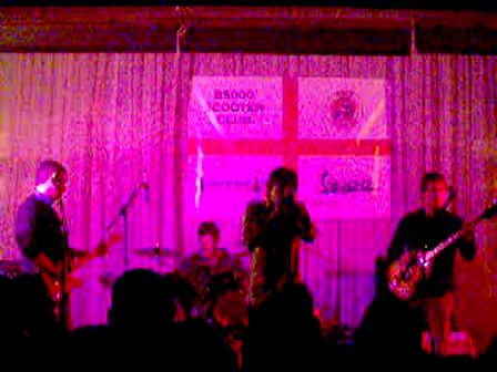 The Pinch Band 'Night Train'