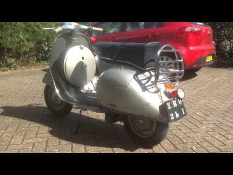Vespa GS150 VS5 1960