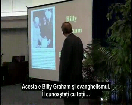 Billy Graham & Michael W