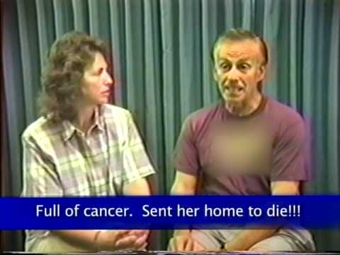 2 Cancer patients healed