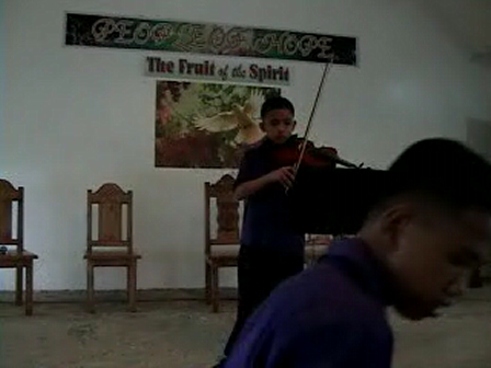 tarlac video 'oh Day of Rest and Gladness'
