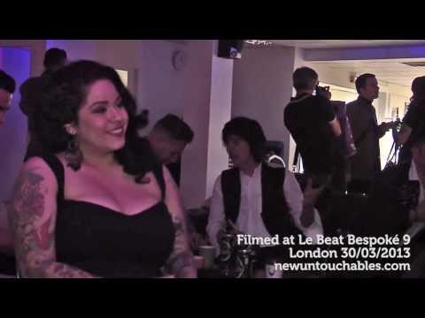 Gizzelle Exclusive Interview and Performance at Le Beat Bespoké 9 2013