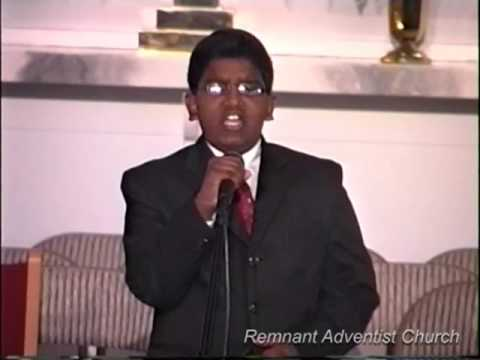 Kenneth Somervell (singing in Tamil Language)