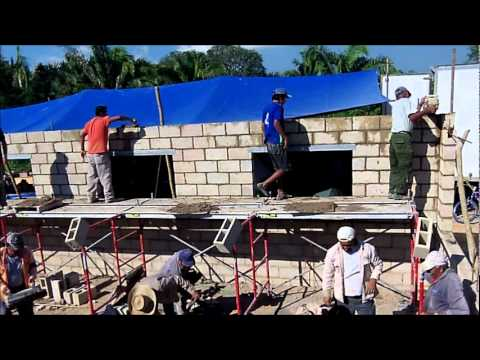 One Roof Plus 3 Adventist Churches Built In Mexico