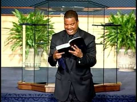 God's Love Letter #4 - Dr. Carlton P. Byrd, Breath of Life TV