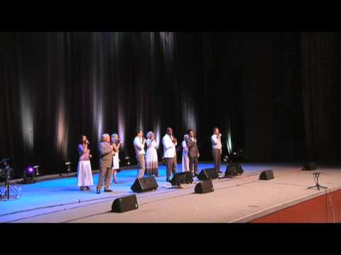 "Heritage Singers / ""God Will Take Care Of You"" (Live from Prague)"
