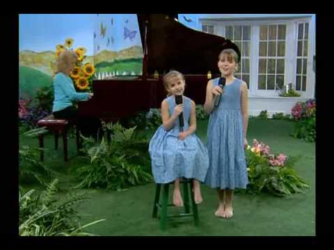 Kara and Kelly McMahon sing -  As the Deer