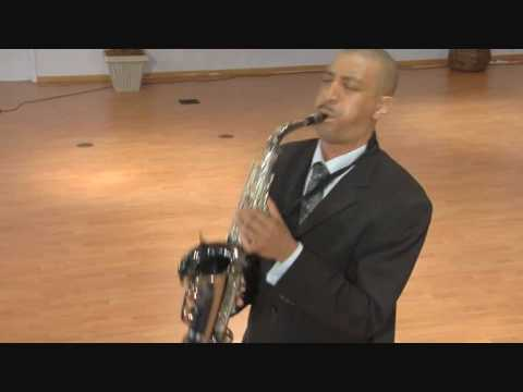 I love the Lord by Inspirational Gospel Saxophonist Mark Bunney