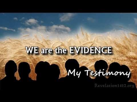 We Are The Evidence - Trailer