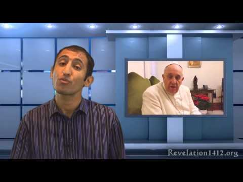 Pope's Video Fulfills Prophecy EXTRA - Nader Mansour