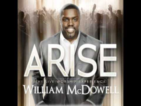 William McDowell - I Won't Go Back