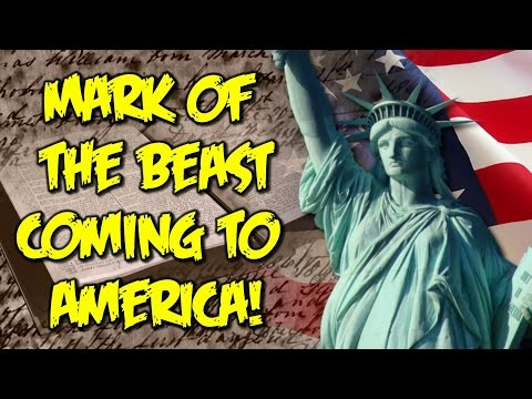 Mark of the Beast Coming to America!