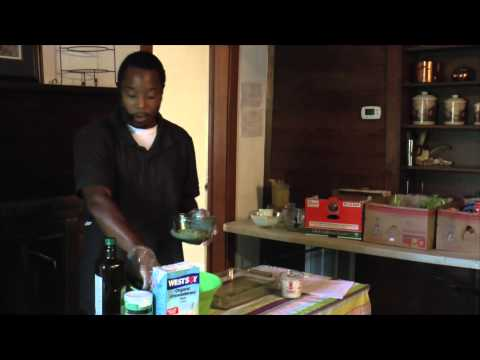 """How to make vegan """"soul"""" food. [Pathway to Peace Healthy Living Cooking Series]"""