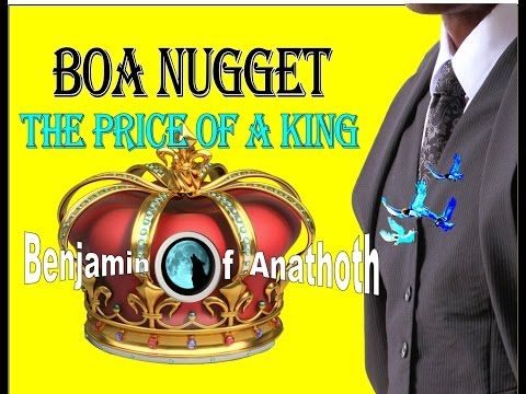 BOA Nuggets  The Price Of A King