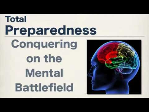 Conquering on the Mental Battlefield - Part 5
