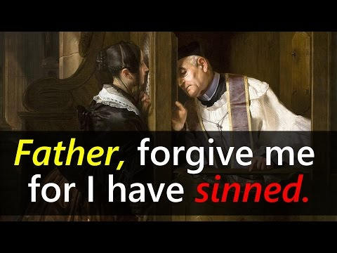 Should We CONFESS Our Sins to a PRIEST?