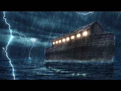 5 FAST FACTS About Why GOD DESTROYED the WORLD with a FLOOD !!!
