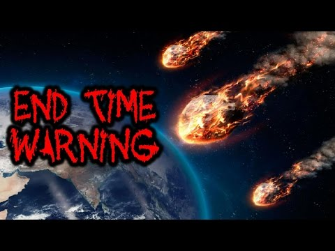 WARNING: FALLING METEORS | SIGNS OF THE END TIME !!!