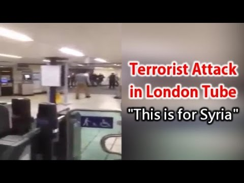 Tube Stabbing in London | #YouAintNoMuslimBruv