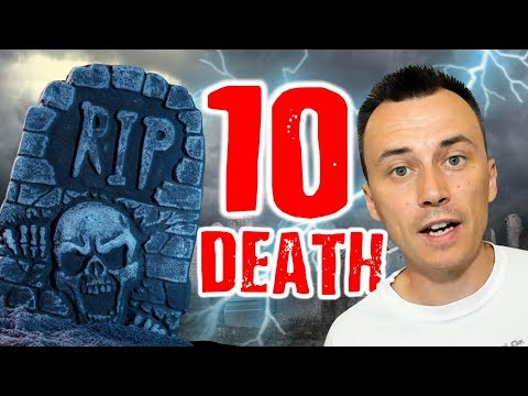 10 FACTS About DEATH | This Is What REALLY Happens When You Die !!!