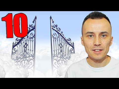 10 Things We Will Do in HEAVEN That Will SURPRISE You !!!