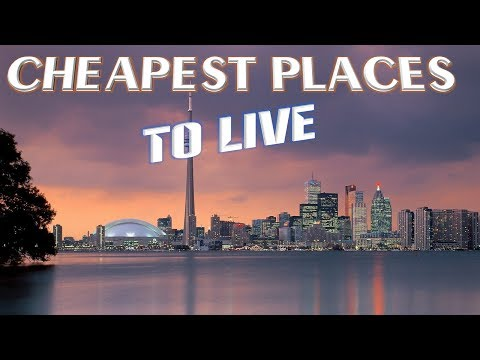11 Cheapest Places to Live in Canada