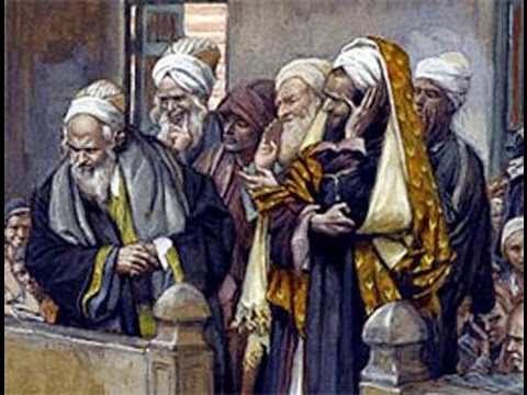 Beware Of The Leaven Of The Pharisees-Hypocrisy