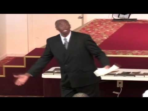 "Elder Moses Mason: ""The New Theology"" ~ A scathing presentation on the hi-jacking of God's church"