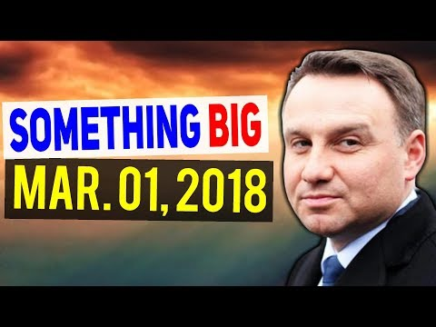Something BIG Is Happening on MARCH 01, 2018 !!!